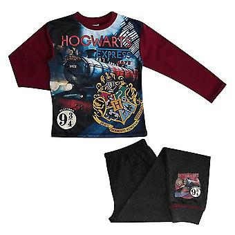 Children's Harry Potter Hogwarts Express Pyjama Set