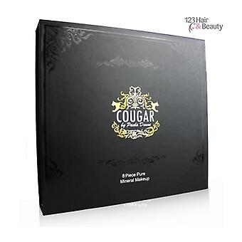 Cougar Beauty Products # Cougar Beauty Mineral Makeup 8pc Starter Set - Light DISCON#