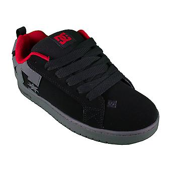 DC Shoes Court graffik 300529 black/dark slate - men's footwear