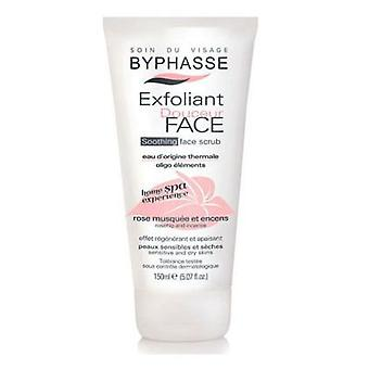 Byphasse Face Exfoliant Doucer Home Spa Experience 150 ml (Rosehip)