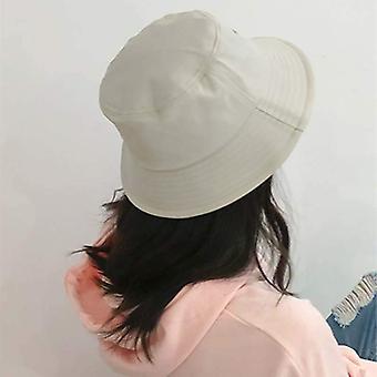 Unisex Summer Fisherman Outdoor Panama Sun Hat - Men/women Hip Hop Cap