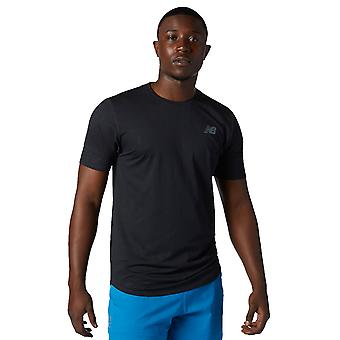 New Balance Mens 2021 Q Speed Fuel Jacquard Short Sleeve Fast Dry Knit T-Shirt