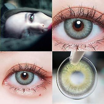 Kontaktlinser til øjenfarver