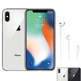 Apple iPhone x 64GB Silver smartphone Original