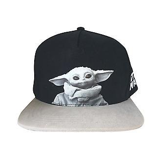 Star Wars: The Mandalorian Snapback Cap