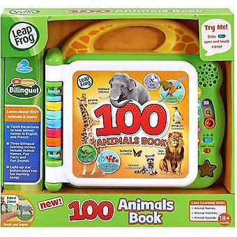 LeapFrog 100 Dieren Boek