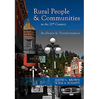 Maaseudun ihmiset ja yhteisöt 2000-luvulla - Selviytymiskyky ja tran