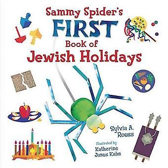 Sammy Spider's First Book of Jewish Holidays Very First Board Books
