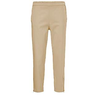 Masai Clothing Padme Pure Cashmere Cropped Trousers