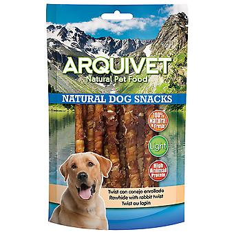 Arquivet Twist with Rolled Rabbit (Dogs , Treats , Natural Treats)