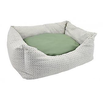 Nayeco Eco Line Rectangular Crib Recycled Rhombus (Dogs , Bedding , Beds)