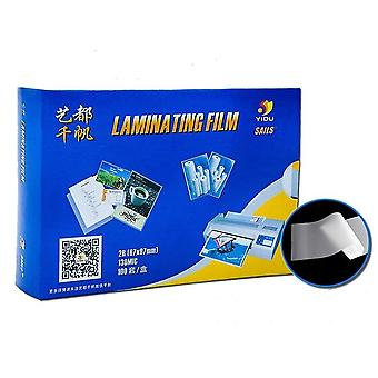 Thermal Laminating Pouches, Lamination Foil Pouch-film