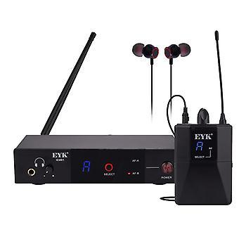 Sistema inalámbrico de monitor de oído