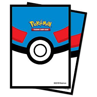 Ultra Pro Pokemon Great Ball Deck Protector Sleeves (65)