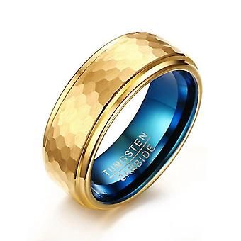 3D التنغستن كربيد خاتم الفرقة الزفاف