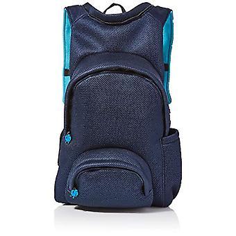 MorikukkoMorikukko Hooded Backpack Airnet Navy BlueUnisex - AdultZainiMulticolore (Airnet Navy Blue)33x8x40 Centimeters (W x H Ref. 8682328760549