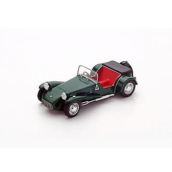 Lotus Seven S2 (1960) Resin Model Car