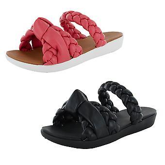 Fitflop Femmes Tresse Slide Opene Toe Sandal Chaussures