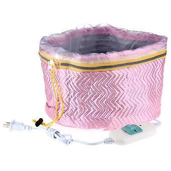 سبا تغذية غطاء العناية بالشعر، والعلاج الحراري، بخار الجمال، والأمن