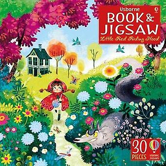 Little Red Riding Hood Usborne Jigsaw and Picture Book 1 Usborne Book and Jigsaw