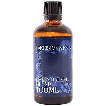 Mystic Moments Decisiveness Essential Oil Blends 100ml