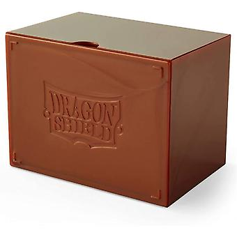 Dragon Shield Strongbox - Miedź