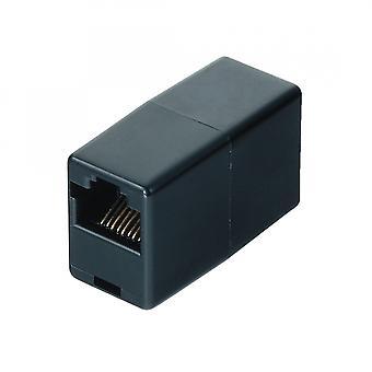 Modularer Adapter 8p8c Buchse - 8p8c Buchse