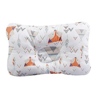 new r baby sleep support and prevent flat head pillow sm17887
