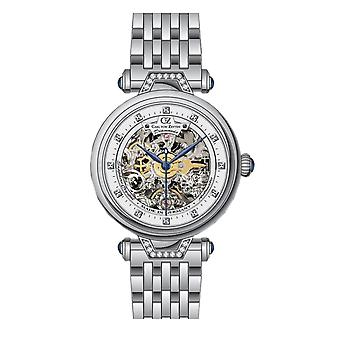 Carl von Zeyten Damklocka Armbandsur Automatisk Simonswald CVZ0070WHMB