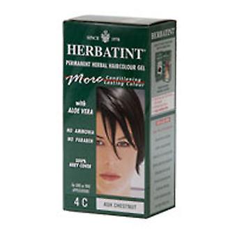 Herbatint Herbatint Permanent Ash Kastanj (4c), 4 Oz
