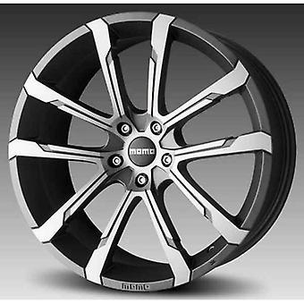 """Car Wheel Rim Momo QUANTUM EVO 17"""" 8,0 x 17"""" ET35 PCD 5x100 CB72,3"""