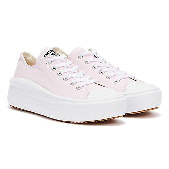 Converse Chuck Taylor All Star Low Womens White / Pink Foam Undervisere