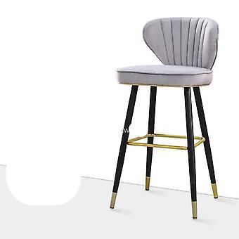 Modern Bar Chair Stool Bar Chairs Family Dining Chair Room High Chairs Nordic