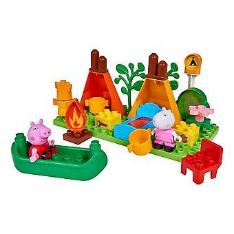 BIG-Bloxx Camping Bouw Set Speelgoed Speelset