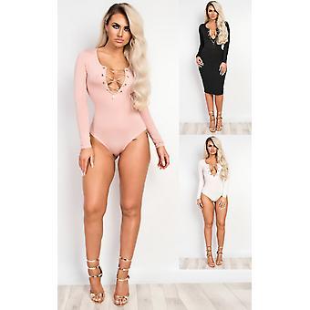 IKRUSH Női Mila Chain Bodysuit