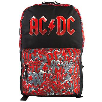 Rock Sax AC/DC All-Over Print Backpack