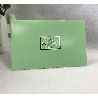 Sterling Jewelry Cleaning Cloth Polishing Cloth 11x7cm Women Jewelry Cleaning