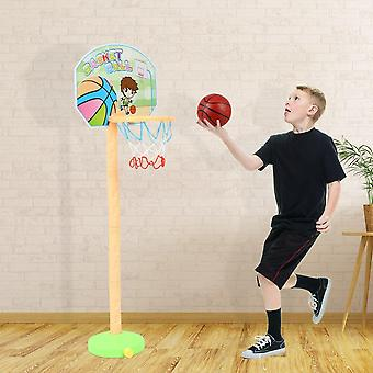 1 Set Kids Basketball Game Indoor Outdoor Sports Toys Throwing