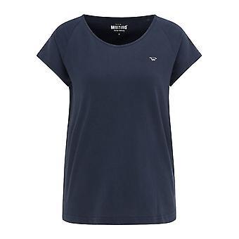 Mustang Skor Alina C Raglan 10107514136 universell hela året kvinnor t-shirt