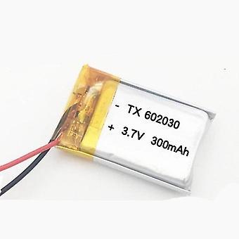 300mah 3.7v 602030 Polymer Akku