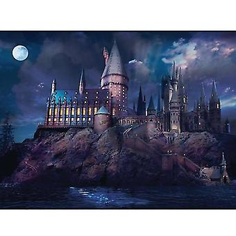 Jigsaw puzzles hogwarts jigsaw 1000pc castle puzzle harry poter kid adult educational game toys