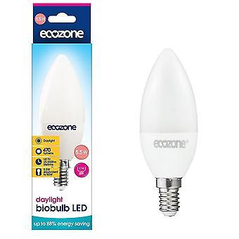 Flood spot lights led biobulb  energy saving  daylight bulb  screw cap e14  5.5W equivalent to 40w  470 lumens  6500k