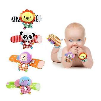 Weiche Baby Socken Spielzeug Muster