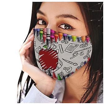 الكبار قناع الفم الوجه قابل للتعديل الرياضة قناع غطاء الفم في الهواء الطلق