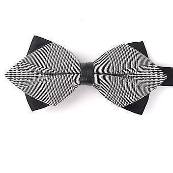 Костюмы бабочек Cravats Жаккардовые плетеные галстуки-бабочки