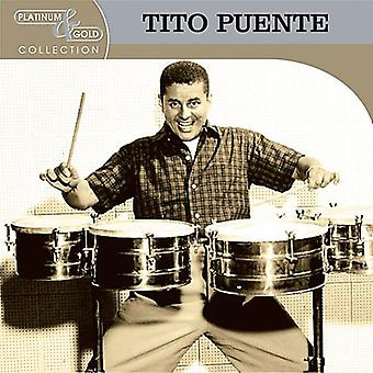 Tito Puente - Platinum & Gold Collection [CD] USA import
