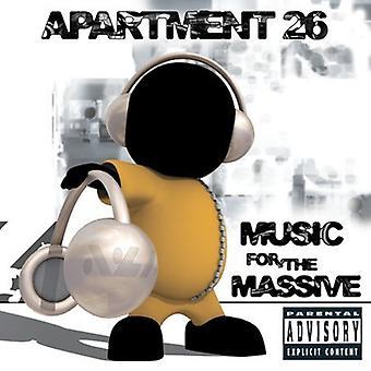 Appartement 26 - Musik für die Massive [CD] USA importieren