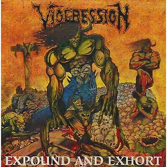 Viogression - Expound & Exhort [CD] USA import