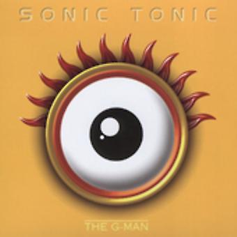 G-Man - Sonic Tonic [CD] USA import