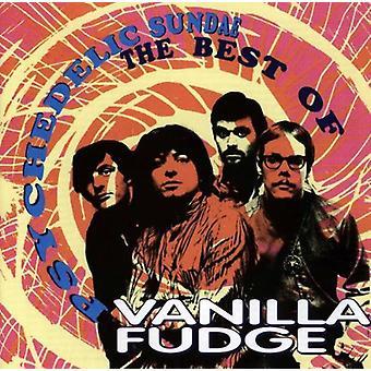 Vanilla Fudge - Psychedelic Sundae-Best of Va [CD] USA import